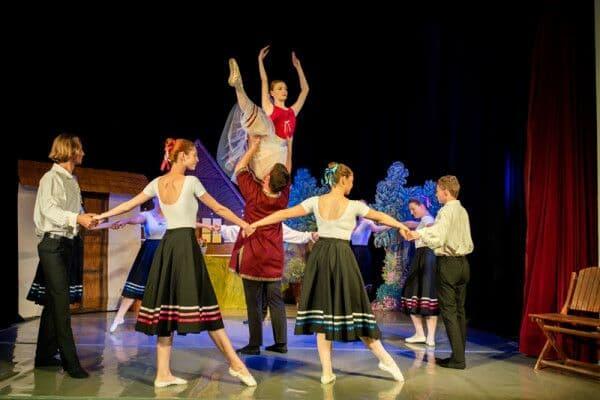 Taneční obor - školní rok 2020/2021