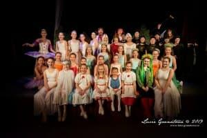 Taneční obor - školní rok 2019/2020