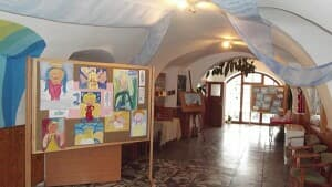 Výtvarný obor - školní rok 2012/2013